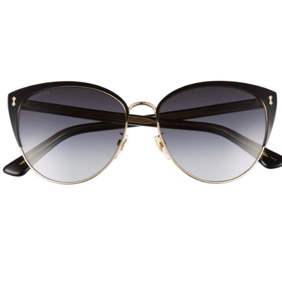 90201ac4bf5 Gucci Accessories - ❣️GUCCI 58mm CAT EYE SUNGLASSES ❣️
